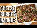 CHEESEBURGER NACHOS の動画、YouTube動画。
