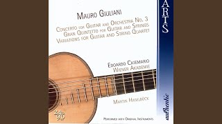 "Concerto For Guitar ""Terzina"" And Orchestra No. 3 In F Magor Op. 70 / Polonaise (Allegretto)"
