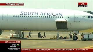 Coronavirus I  SA repatriates from China reportedly all in good health condition