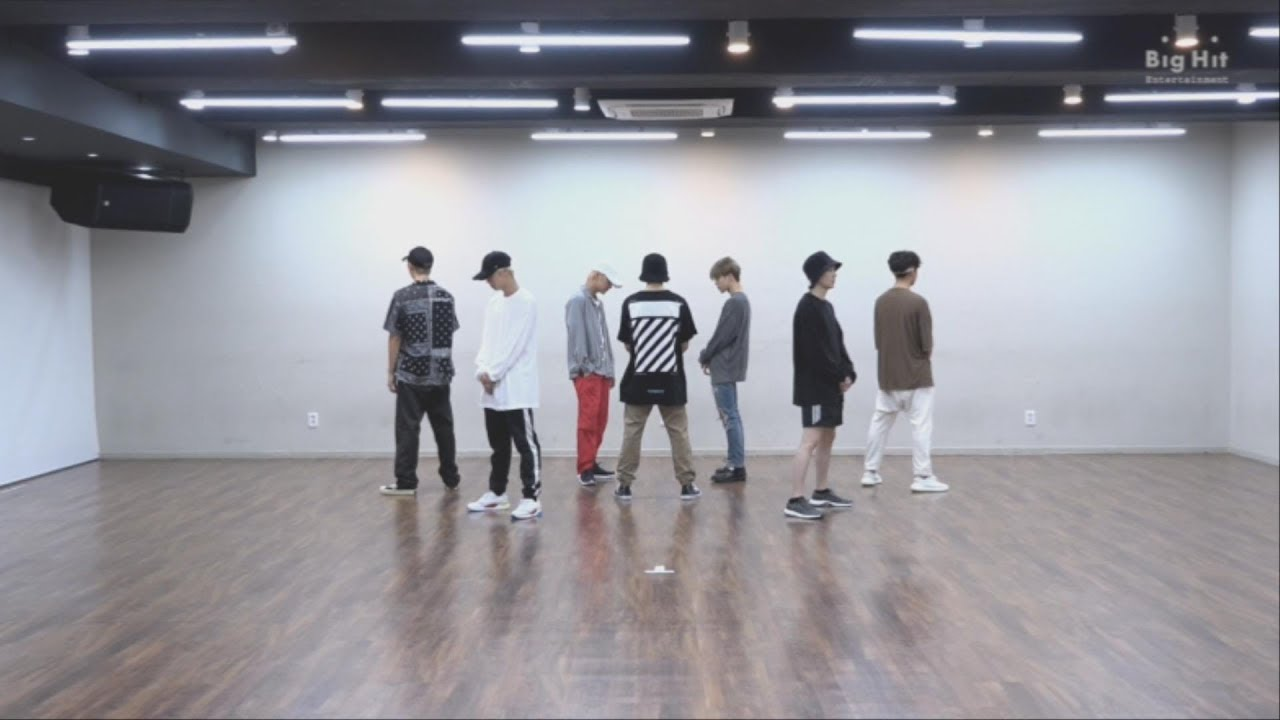[CHOREOGRAPHY] BTS (방탄소년단) 'IDOL' Dance Practice #1
