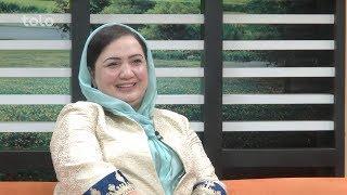 Bamdad Khosh - Eid Special Show - Shukria Barakzai - TOLO TV / بامداد خوش - برنامه ویژه عید - طلوع
