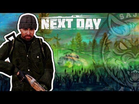 NUEVO JUEGO DE SUPERVIVENCIA! - CAP 1| Next Day - Gameplay Español