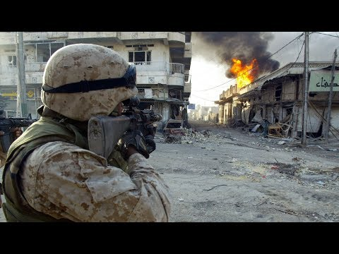 US Marines Heavy Firefight - (3MAR - BF4 Milsim)
