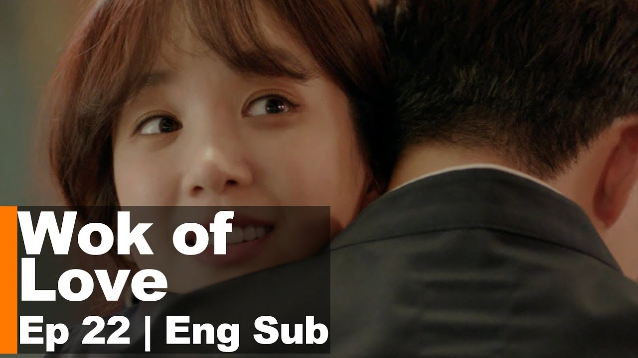 Download Lee Jun Ho and Jung Ryeo Won are Embracing With Joy!! [Wok of Love Ep 22]