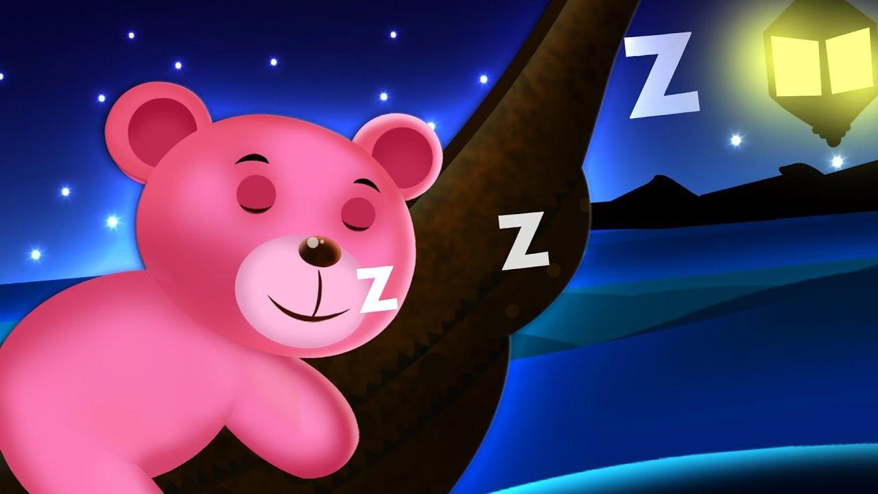 Bedtime Lullabies For Children | Sleeping Songs For Kids | Music for Babies - Kids Tv