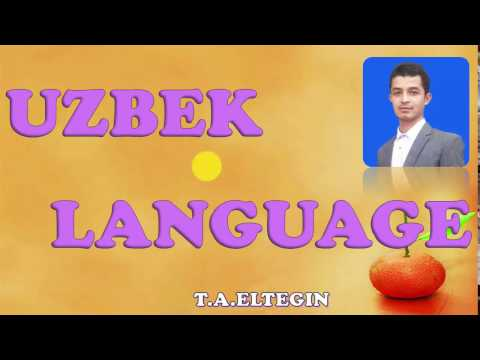 Learn Uzbek language..