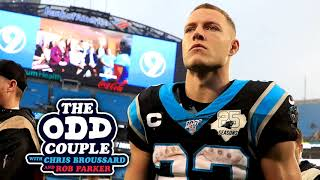 Chris Broussard: Panthers Will Regret Overpaying For Christian McCaffrey