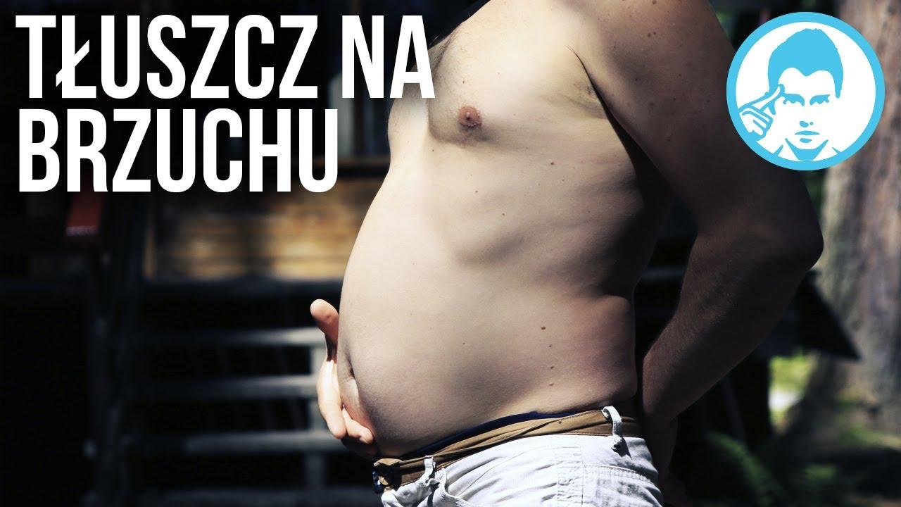 Najgorszy rodzaj tłuszczu! Musisz się go pozbyć! / Tłuszcz na brzuchu