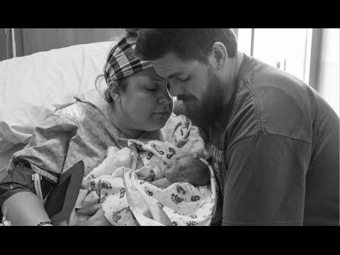 BECKETT'S BIRTH (Stillbirth) | WatersWife