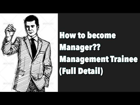 HOW TO BECOME A MANAGER?? HOTEL MANAGEMENT TRAINING ( FULL DETAIL)