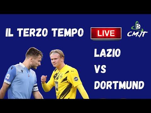 🔴Champions League, Lazio-Dortmund: il Terzo Tempo di CM.IT