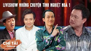 Liveshow Những Chuyện Tình Nghiệt Ngã 1 - Đánh Dấu 40 Năm Làm Nghề Của Chí Tài | Chí Tài, Hoài Linh,