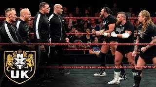 Tag team encounter descends into all-out brawl: NXT UK highlights, Nov. 7, 2019