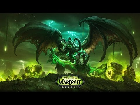 [World of Warcraft - Legion Beta] Demon Hunter - Road to LvL 110 (100-102) - Azsuna Pt. 2