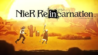 NieR: Reincarnation - Official Cinematic Gameplay Trailer