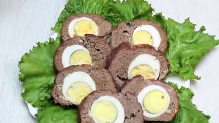 Неимоверная ВКУСНОТА ИЗ ФАРША! Yummy minced meat لذيذ اللحم المفروم