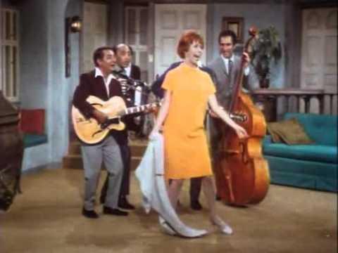 Carol Burnette singing Hard Hearted Hannah