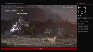 """""""Especial 100 subs """" Call of Duty ww2 """"Online""""  The_Naxhot"""