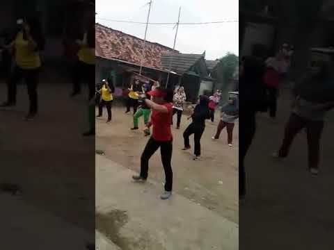 Goyang Tetew (macan Aerobic)