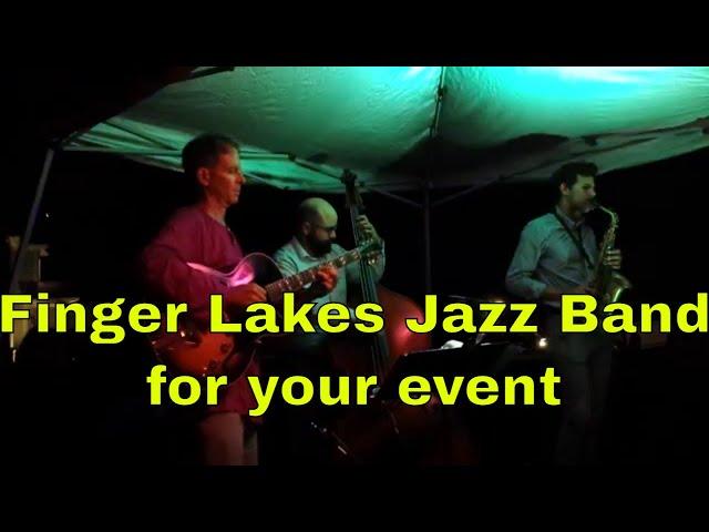 Finger Lakes Jazz Band | Syracuse Rochester Binghamton Ithaca
