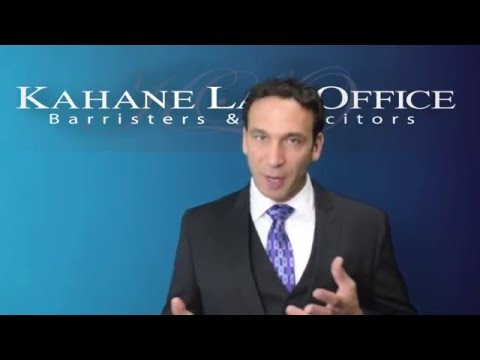 Understanding Personal Guarantees by Kahane Law Office