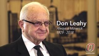 Omaha Athletics: Don Leahy Tribute