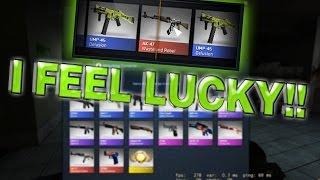 CS GO - E184 I Feel Lucky!!