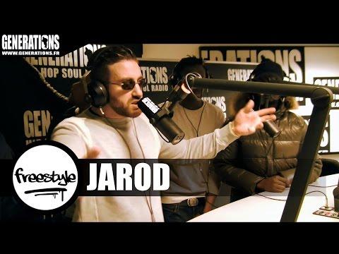 Youtube: Jarod – Freestyle 2 #Caméléon (Live des studios de Generations)