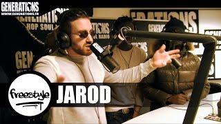 Jarod - Freestyle 2 #Caméléon (Live des studios de Generations)