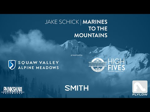 Jake Schick  Marines To The Mountains
