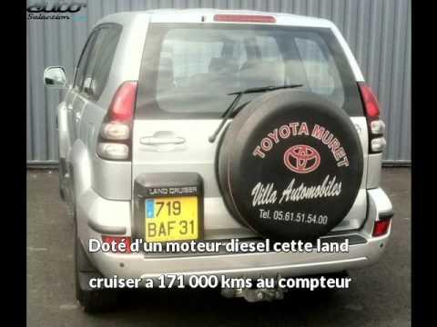 Toyota Land Cruiser Occasion à Fenouillet En Vente Sur Auto Séléction