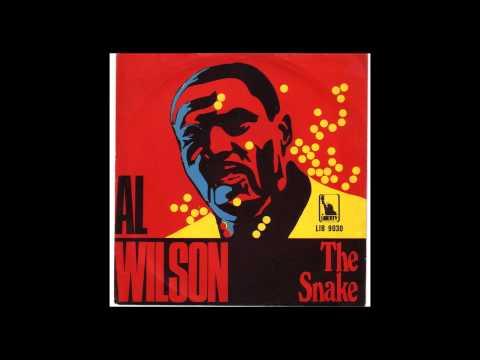 Al WIlson - The Snake (Enhanced Audio)