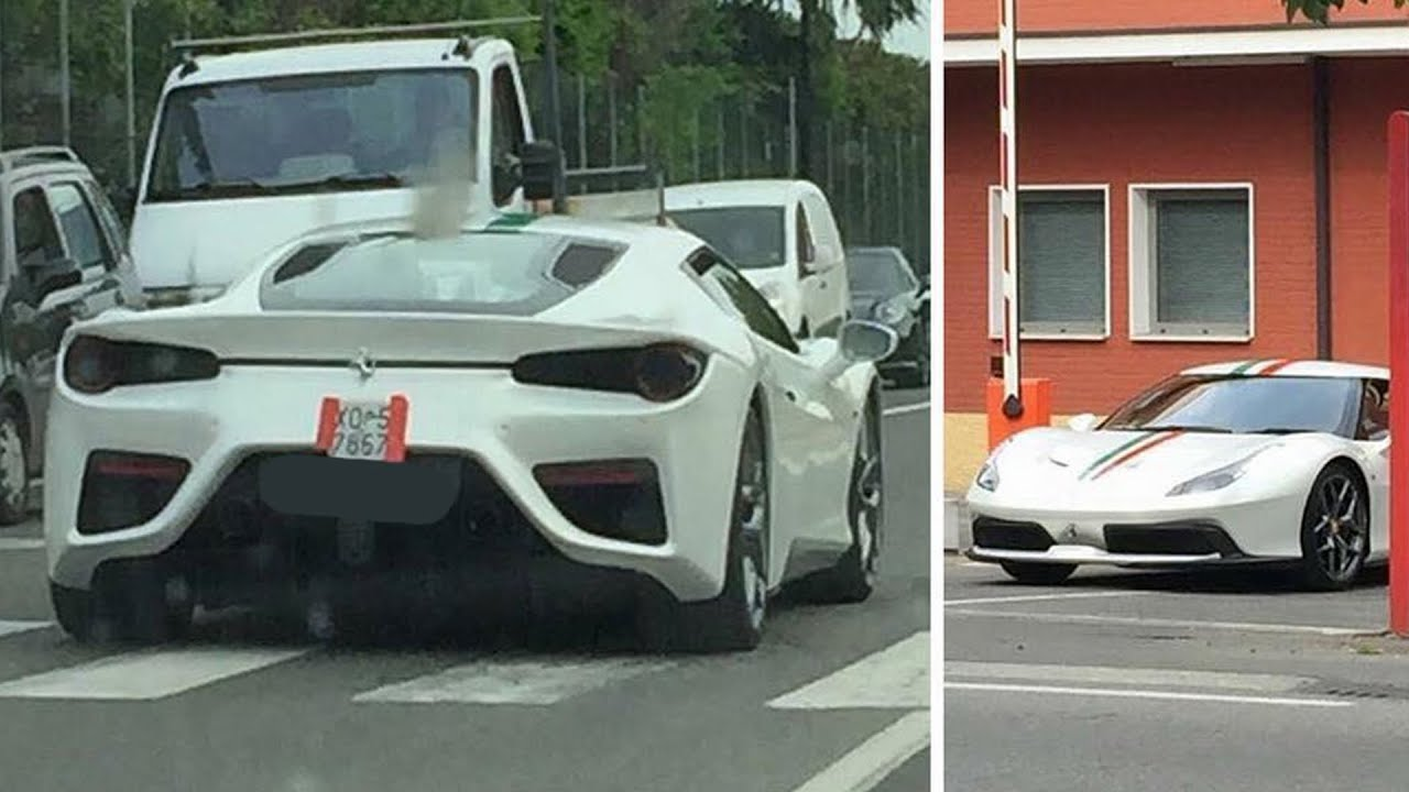2018 ferrari 488 speciale.  ferrari ferrari 488 speciale spy spotted near the factory in maranello  youtube and 2018 ferrari speciale