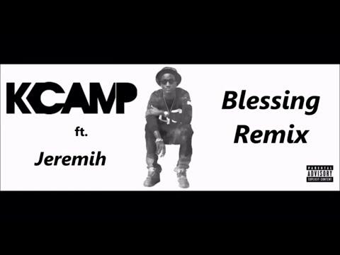 K Camp ft Jeremih - Blessing Remix [Lyrics]