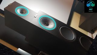 kEF LS50 & Q150 made me buy these - KEF Q950 Floorstanding speakers review !