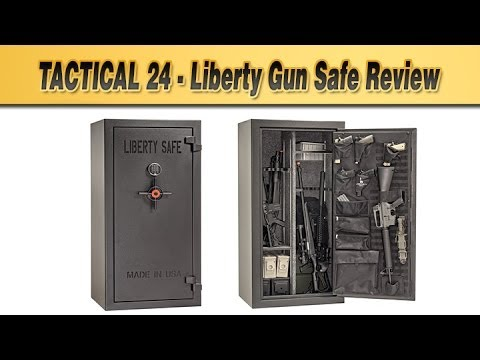 how to open a liberty safe