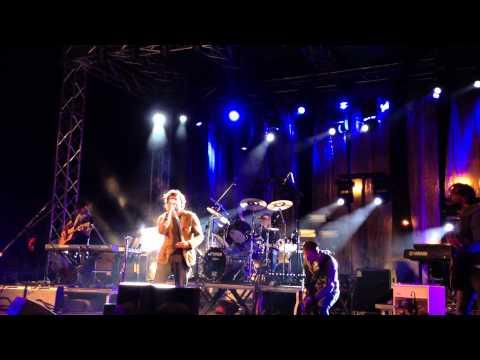 Francesco Renga - Senza Sorridere - LIVE - T.EST 2012 Villafrati (PA)