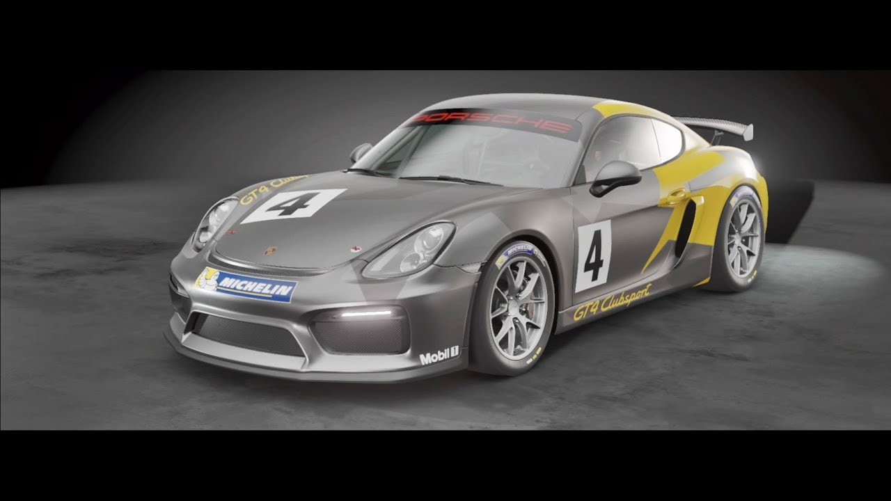 gran turismo sport open beta version porsche cayman gt4 clubsport gameplay youtube. Black Bedroom Furniture Sets. Home Design Ideas