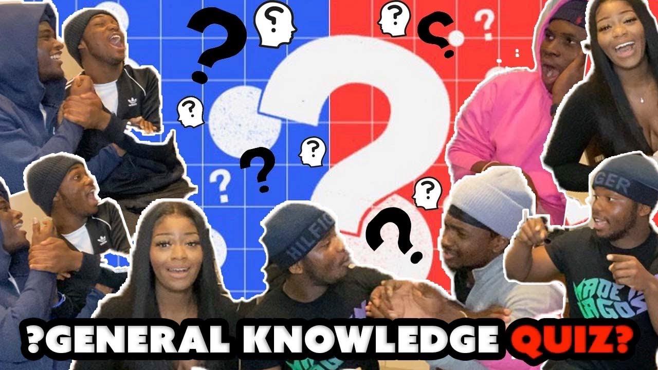 GENERAL KNOWLEDGE IS KILLING MY PEOPLE ft SPELLING B + FOOTBALL QUIZ