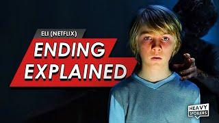 Eli: Netflix: Ending Explained Breakdown + Full Movie Spoiler Talk Review.mp3