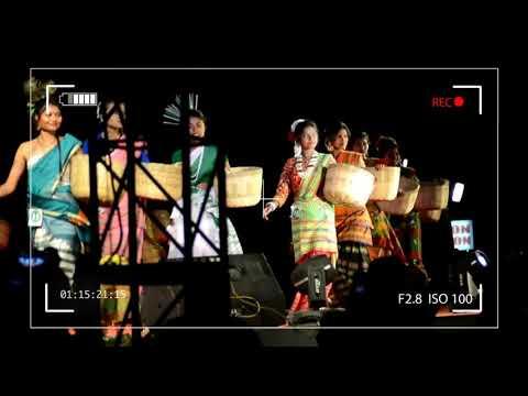 Tribal #fashion +ramp Santhali