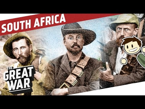 South Africa in WW1 I THE GREAT WAR Special feat. Extra Credits