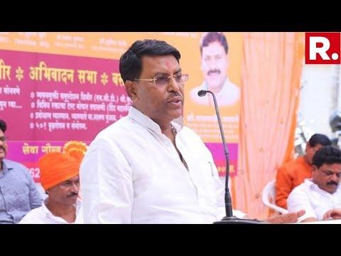 NCP Leader Jaydutt Kshirsagar Resigns From MLA Post, Joins Shiv Sena