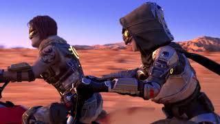 Новый Пропуск - Воины Песчаных Бурь