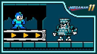 Block Man's Stage (8-Bit Remix) - Mega Man 11