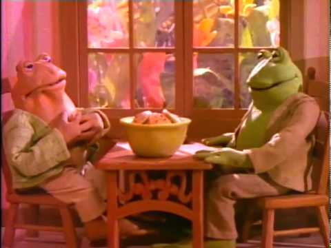 Frog and Toad - Cookies - YouTube