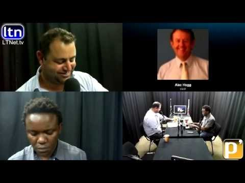Alec Hogg on building from an idea, to startup, to listing  : Lets Talk Possibility Episode 63