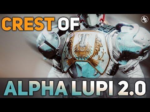 Crest of Alpha Lupi (Sandbox 2.0) | Destiny 2 Forsaken