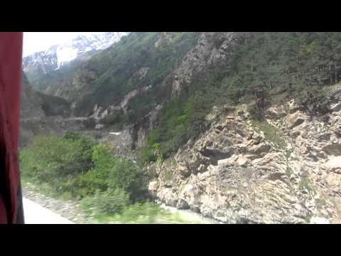Поездка в Цейское ущелье (Северная Осетия)
