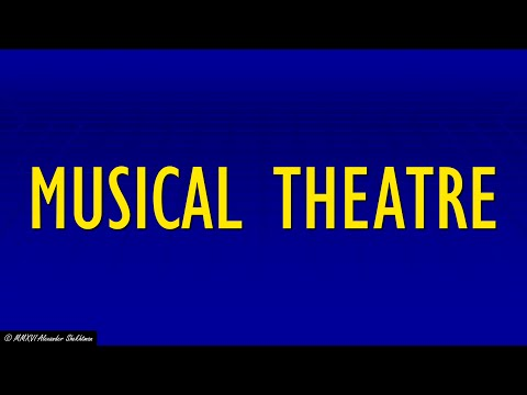 #109: MUSICAL THEATRE - Jeopardy! Clues of the Week